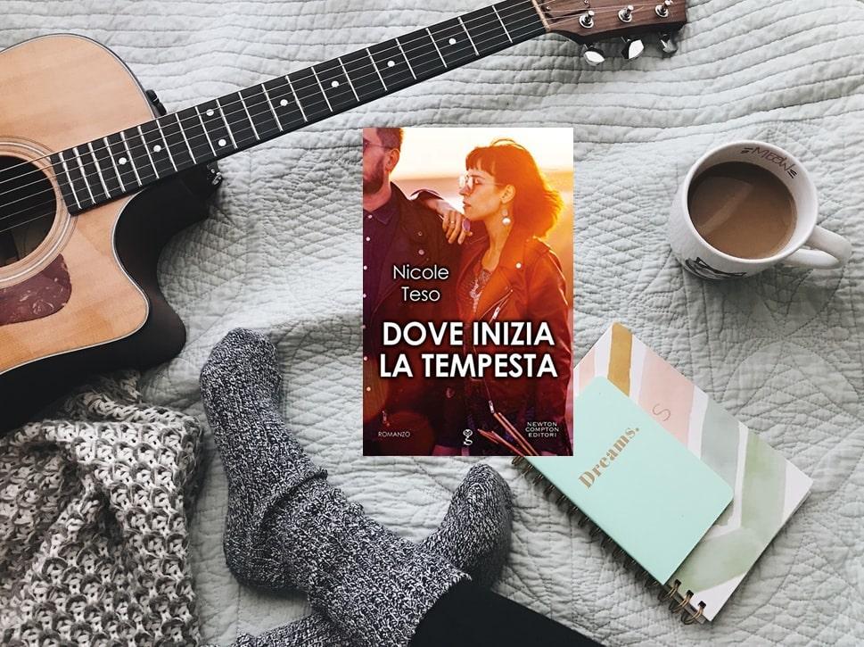 Dove Inizia La Tempesta di Nicole Teso - playlist del romanzo