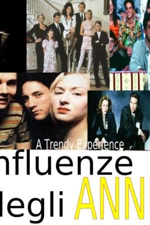 influenze e mode anni 90