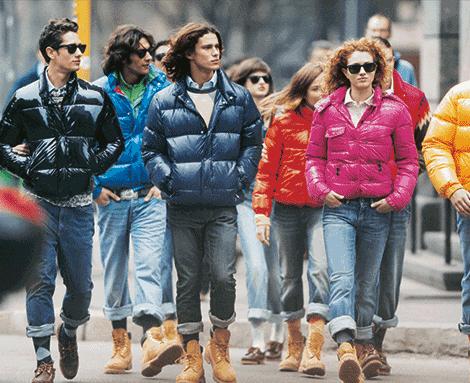 moda anni '80 i paninari