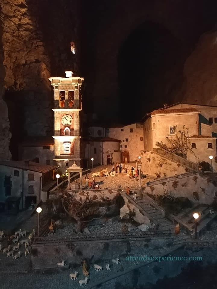 Presepe Santa Maria del Monte Natale 2019