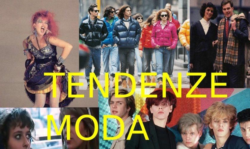 Tendenze moda anni 80 e influencers anni 80
