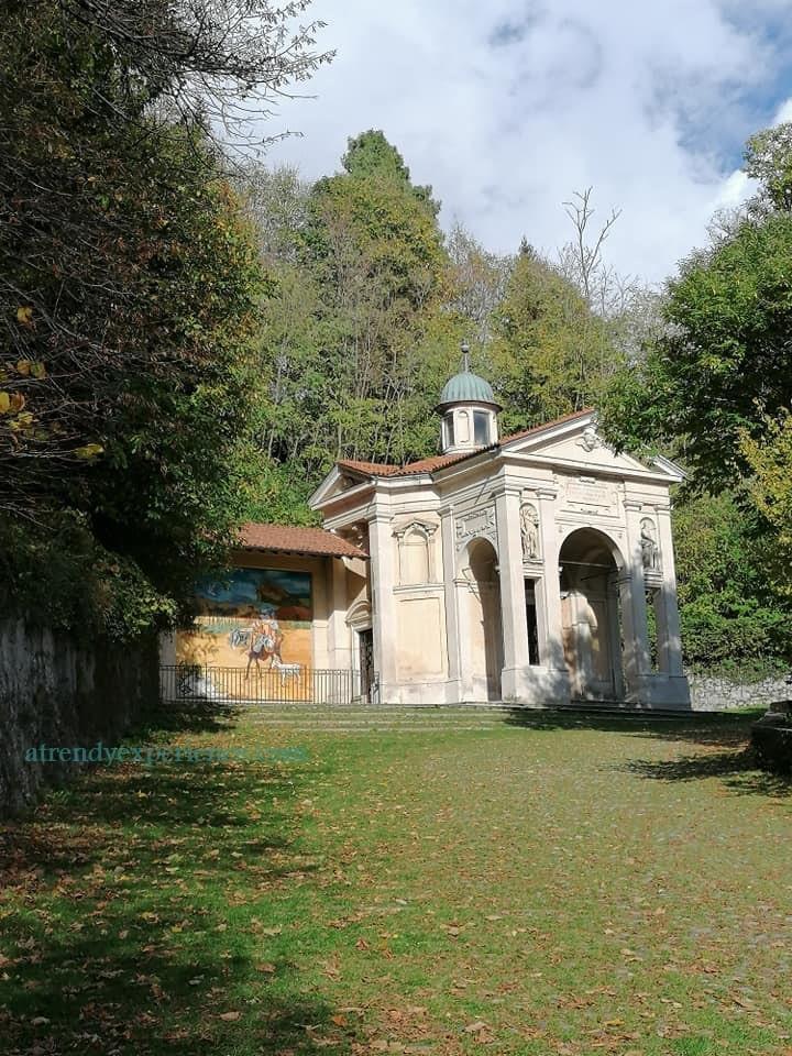 Sacro Monte di Varese e il viale delle cappelle, il simbolo dei varesini