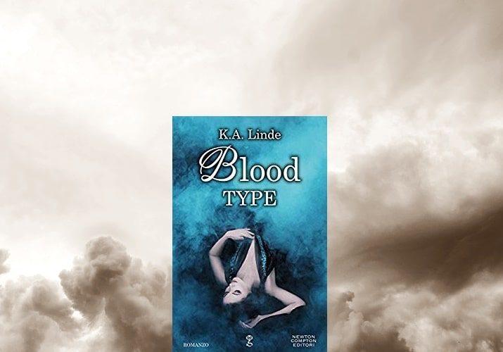 Blood Type di K. A. Linde