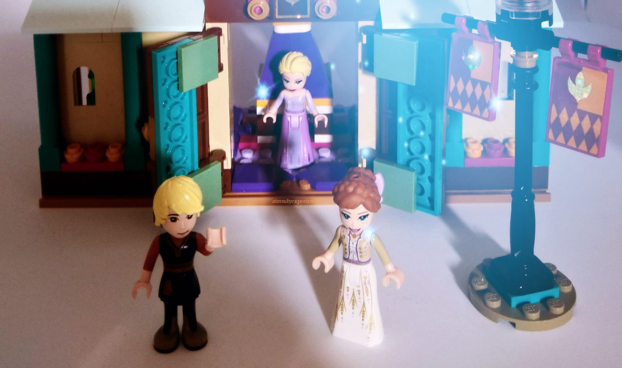 il Castello di Frozen Lego il regalo più amato dalle bambine!