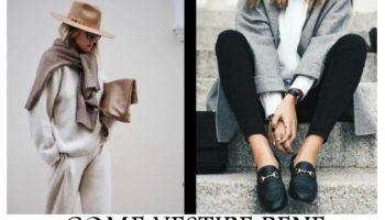 come vestire bene spendendo poco