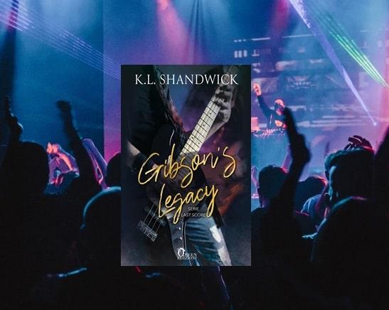 Gibson's Legacy di K.L. Shandwick  recensione