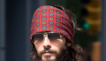 jared leto tour monolith immagine da facebook Pagina Jared Leto