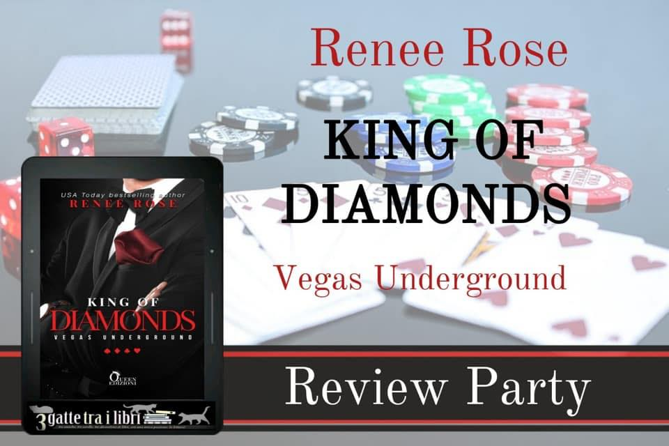 King Of Diamonds di Renee Rose recensione