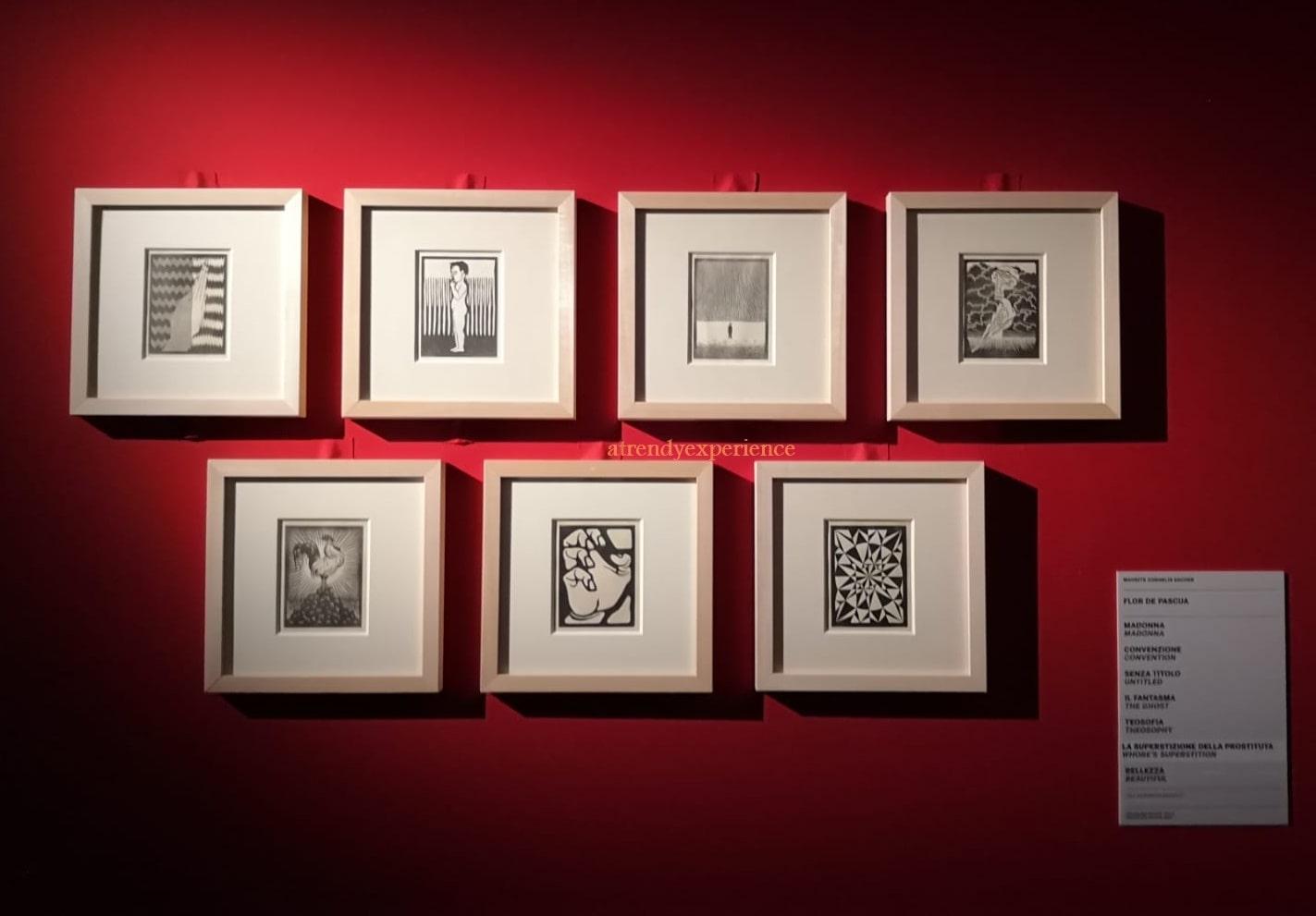 La sorprendente Mostra di Escher a Trieste