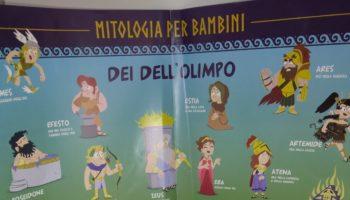 mitologia per bambini hachette fascicoli nuova collezione