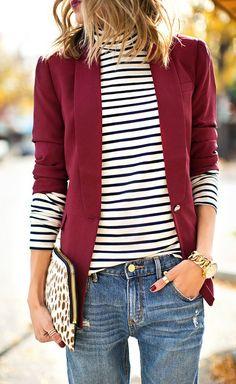 Crea il tuo look Parigino con lo Stile francese