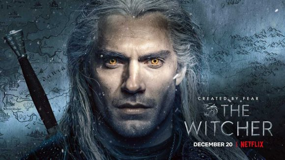 the witcher serie tv del momento