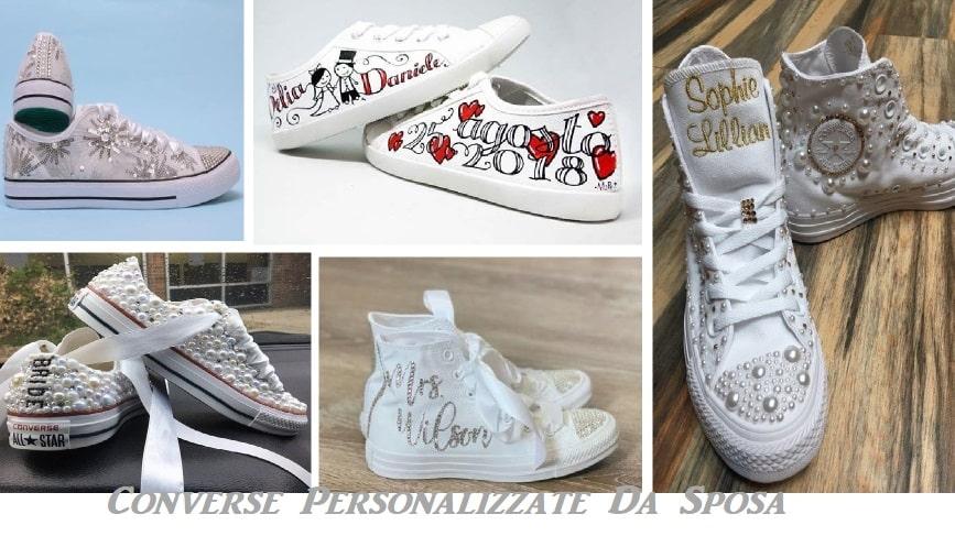 Sneakers da sposa quali sono i modelli più economici ma belli