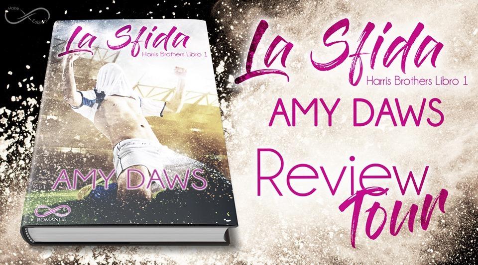 Recensione La Sfida di Amy Daws