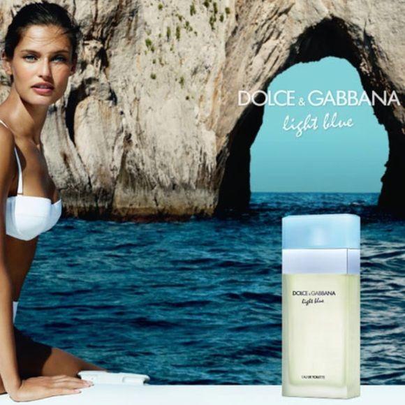 Light Blue di Dolce & Gabbana la fragranza fruttata per tutte le donne