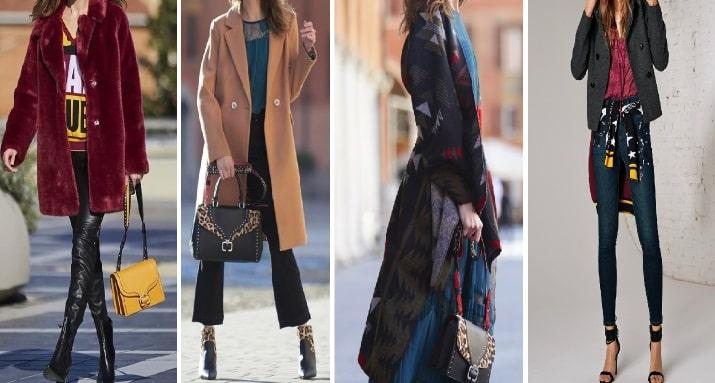 abbigliamento e borse Gaudì inverno
