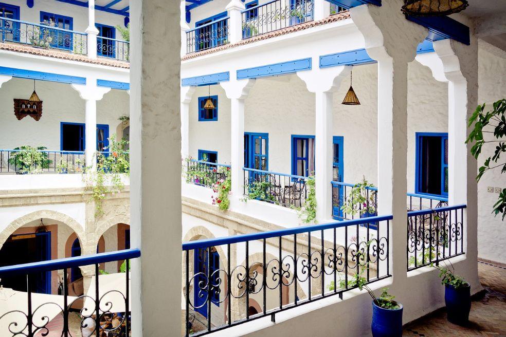 I Riad, le perle del Marocco
