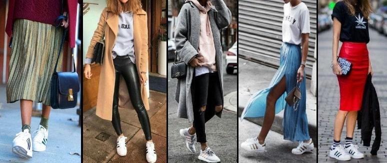 Come abbinare le sneakers Adidas per un look street style di tendenza