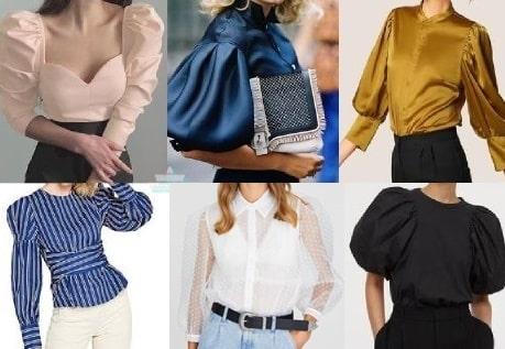 Maniche a sbuffo la tendenza moda primavera estate 2020
