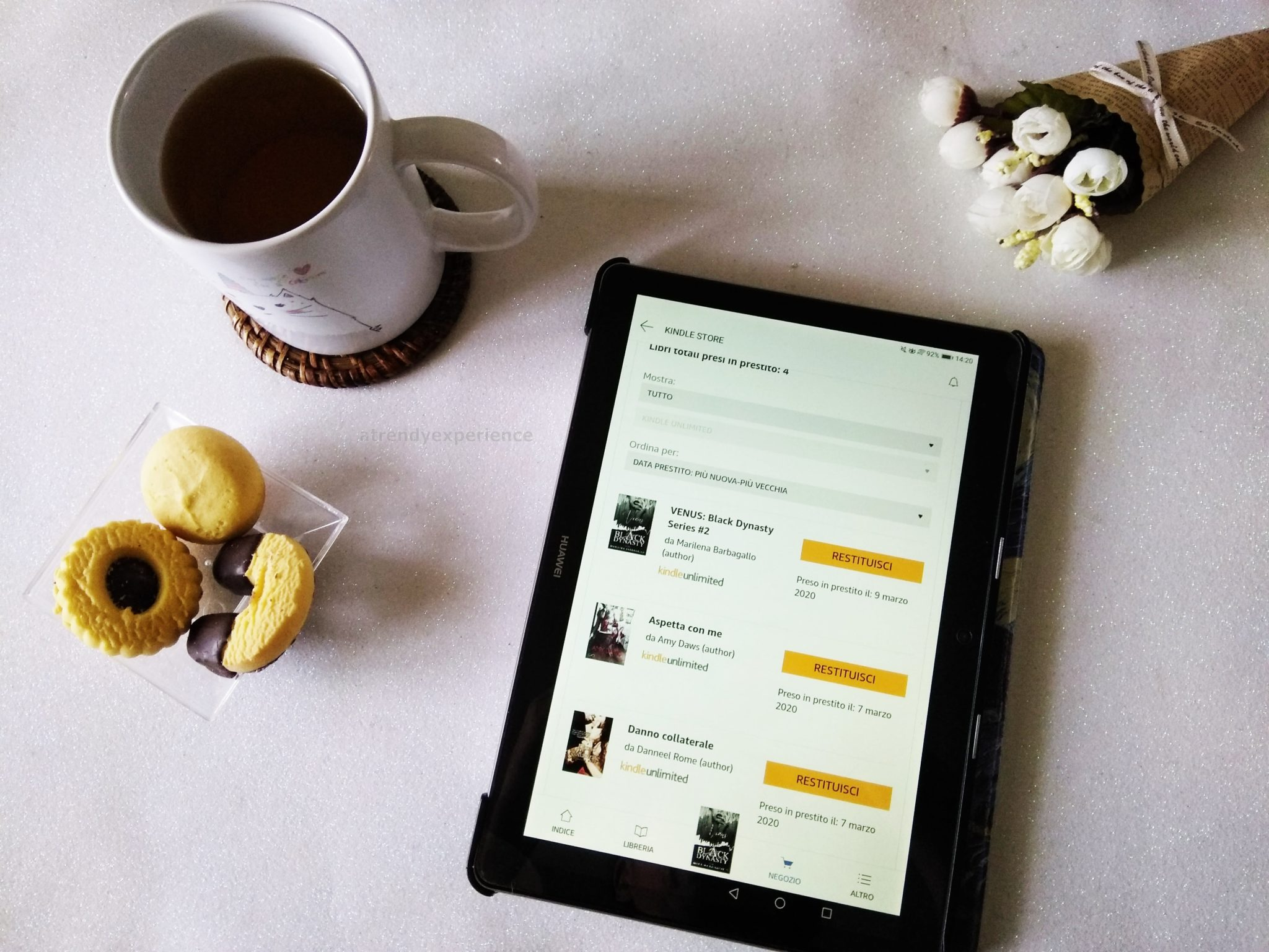 Amazon Kindle Unlimited, come leggere (quasi) gratis i libri digitali
