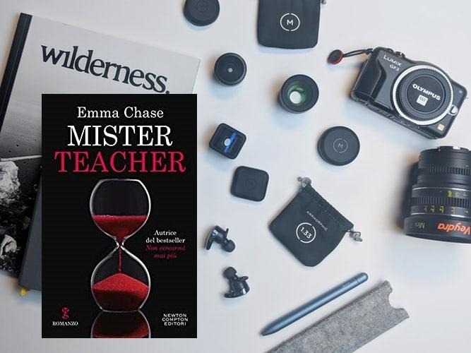 Mr. Teacher di Emma Chase recensione
