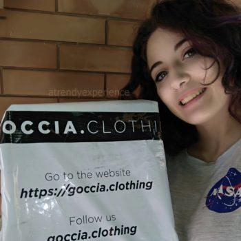 goccia clothing recensione ecommerce