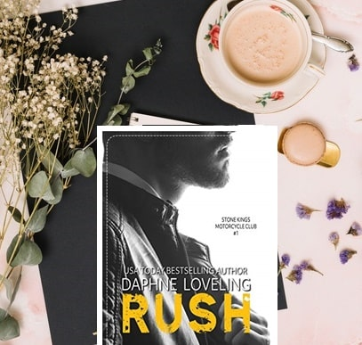 Rush di Daphne Loveling ( Stone Kings Motorcycle club 1 ) recensione