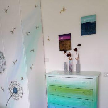 dipingere i mobili come colorare i mobili