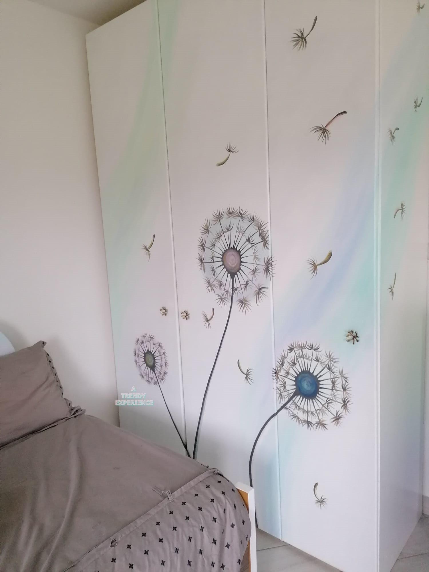 Rinnovare gli ambienti di casa dipingere i mobili