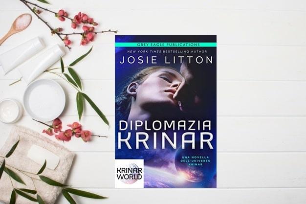Diplomazia Krinar di Josie Litton recensione