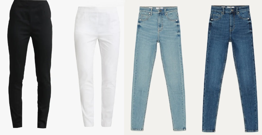 guardaroba perfetto i jeans must have