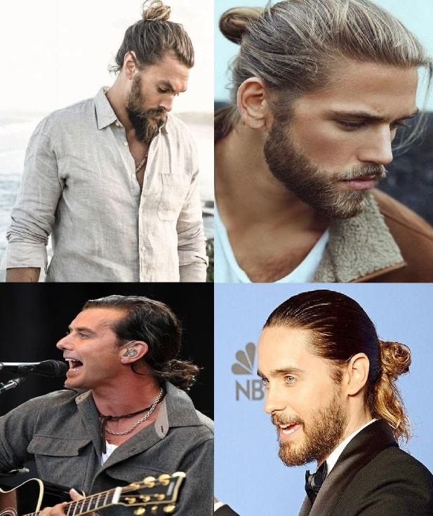 Man Bun e Codino Uomo le ultime tendenze nei tagli capelli uomo