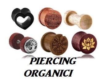 Piercing organic, bioflex e ultime novità su Crazy-Factory