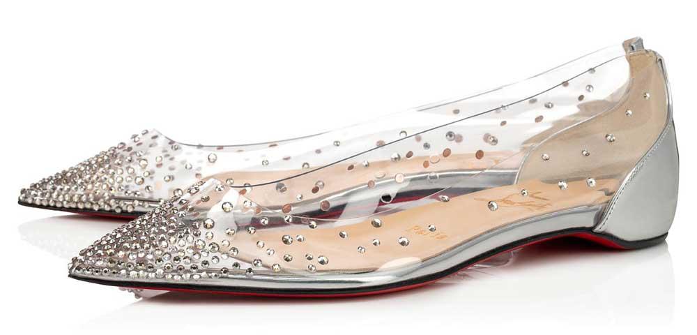 ballerine scarpe Louboutin primavera estate 2020