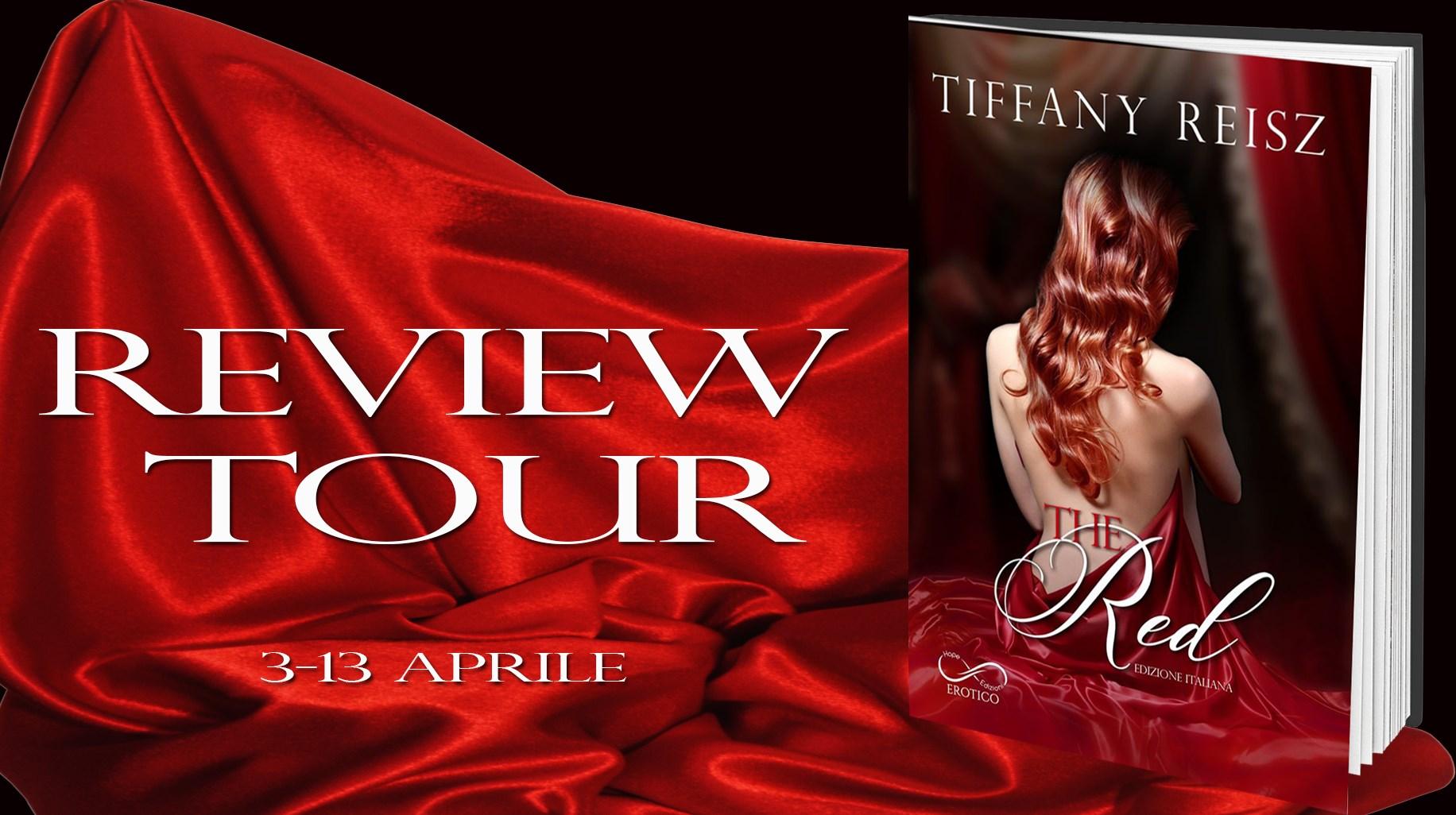 The Red di Tiffany Reisz