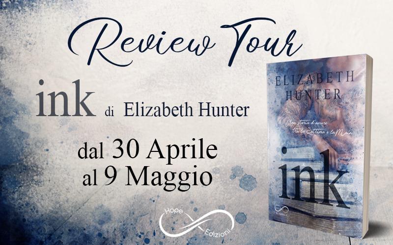 Ink una storia d'amore tra la Settima e la Main di Elisabeth Hunter recensione
