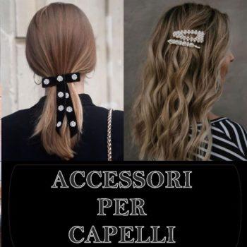 accessori per acconciature capelli 2020