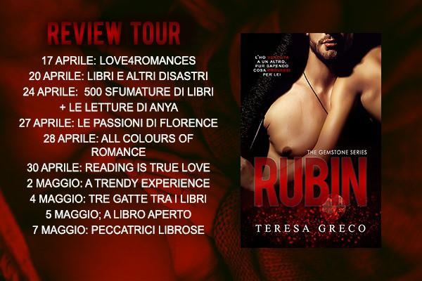 Rubin di Teresa Greco recensione