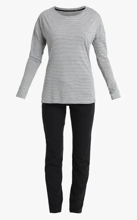 look da casa: tuta donna da indossare come abbigliamento homewear
