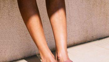 sandali Birkenstock per un look boho style