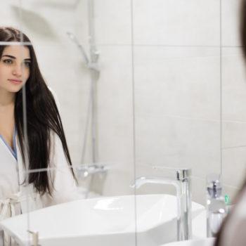 come eliminare i brufoli e l'acne