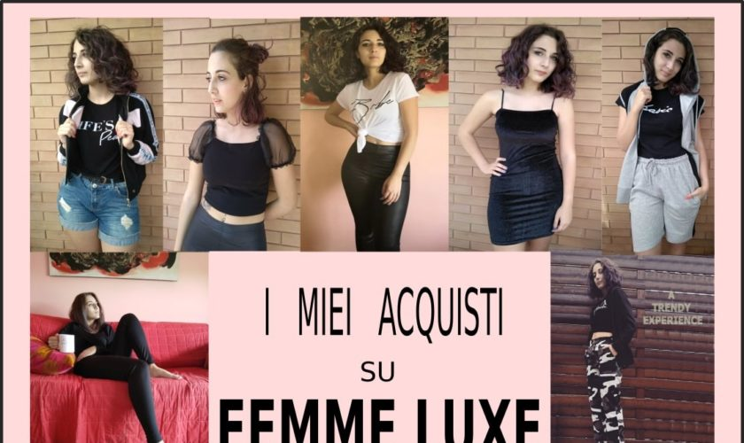 acquistare su Femme Luxe