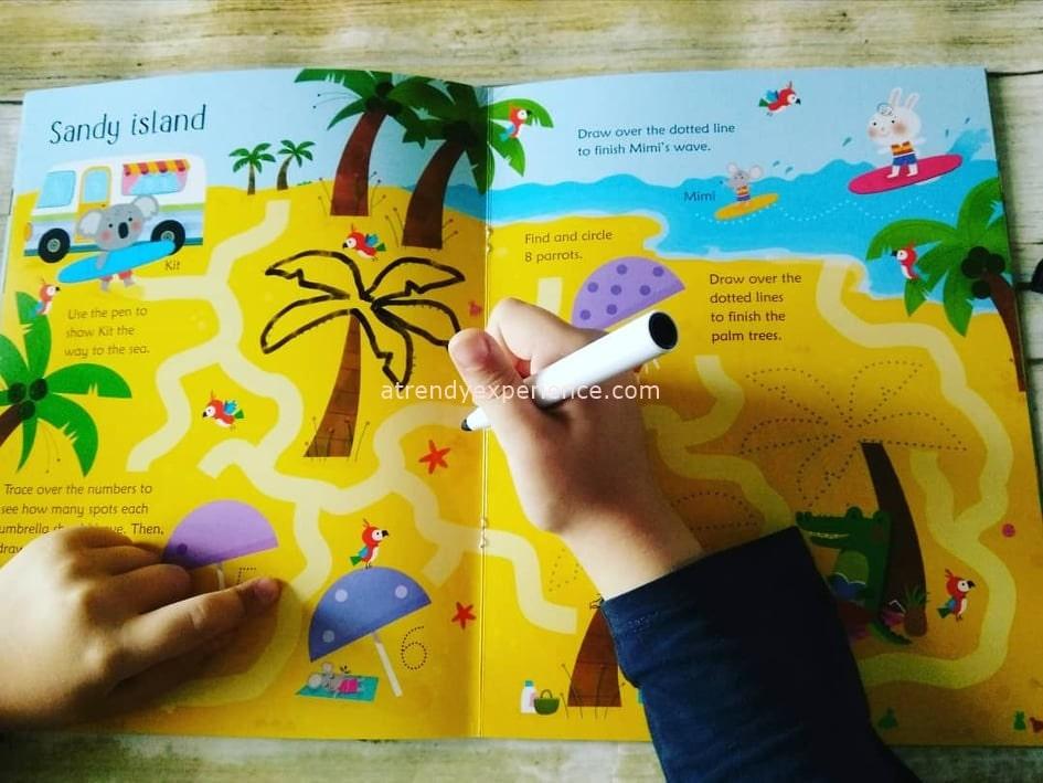 esercizi in inglese per bambini
