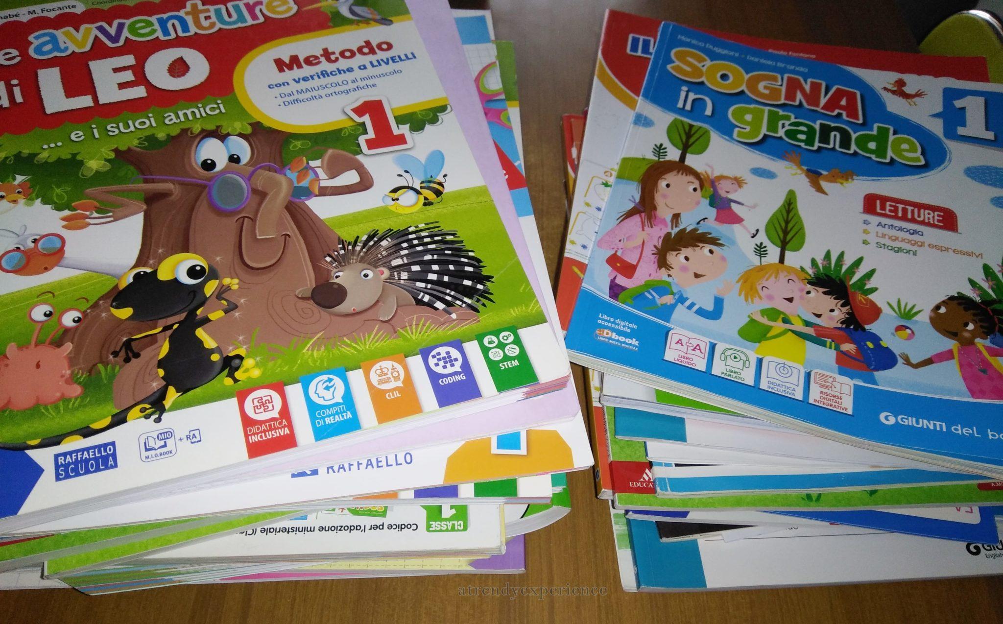 adottare libri scolastici