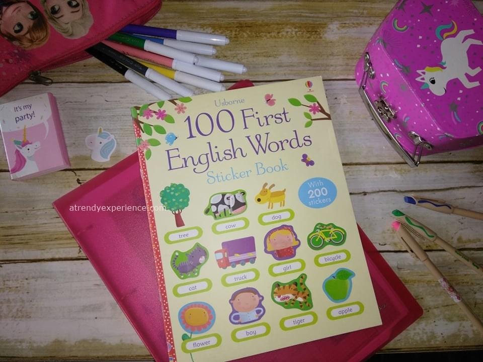 primo libro di inglese per bambini usborne books at home