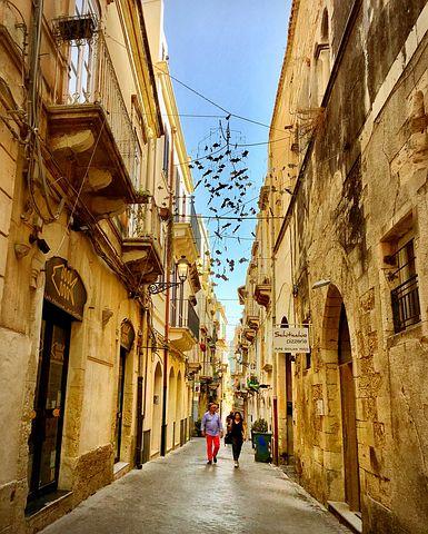 ortigia centro storico