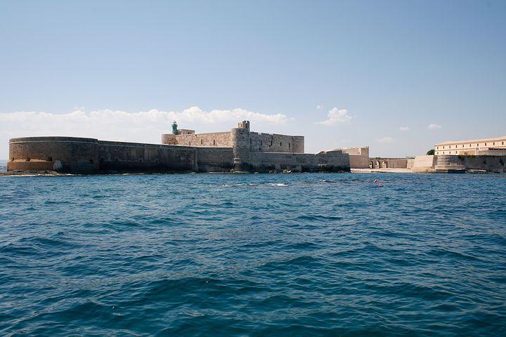 viaggio sull'isola di Ortigia