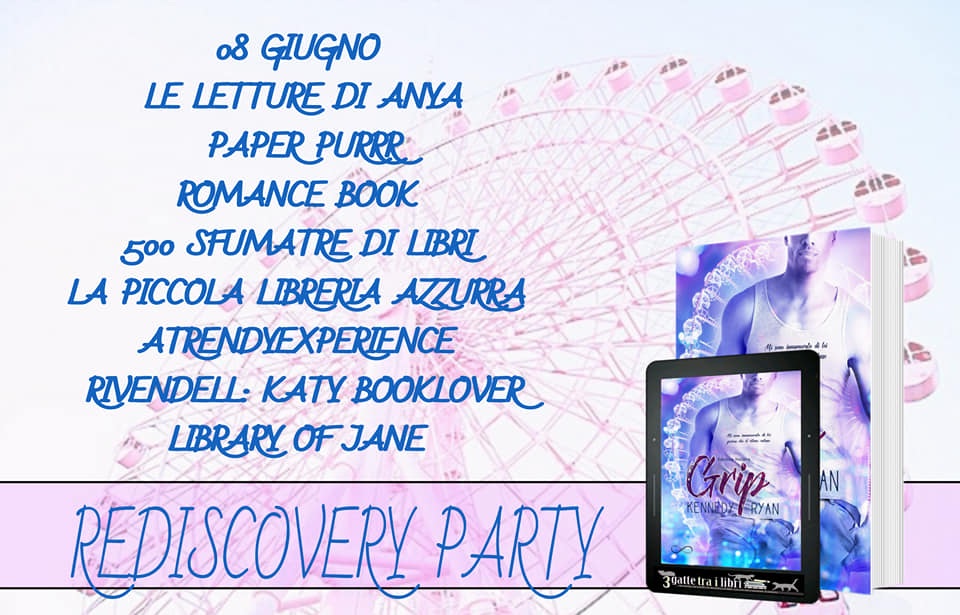 rediscovery party grip review tour