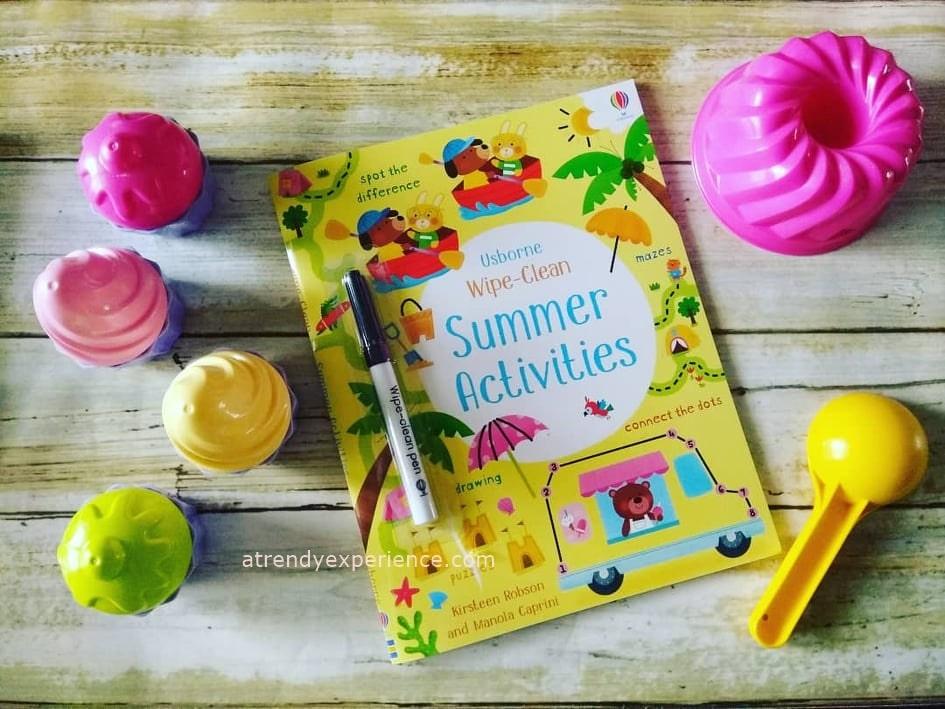 summer activities inglese per bambini usborne books