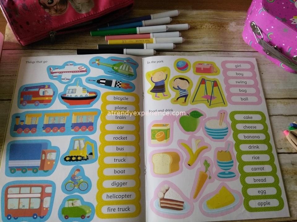 usborne books inglese per bambini